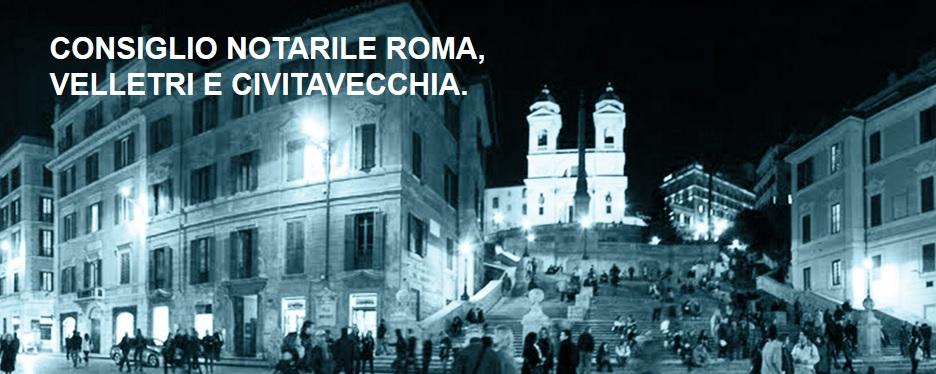 CONSIGLIO NOTARILE ROMA